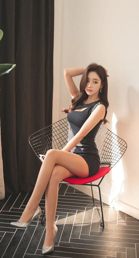 Sexy legs asian