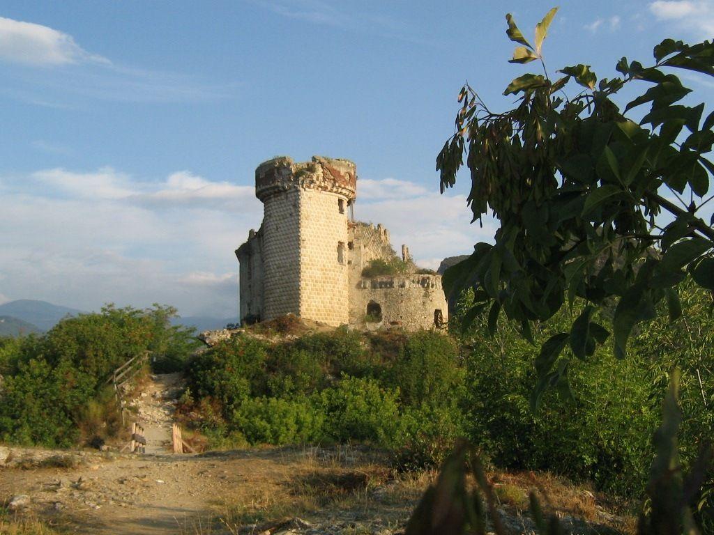 Gavone castle, Piemonte, Italy.