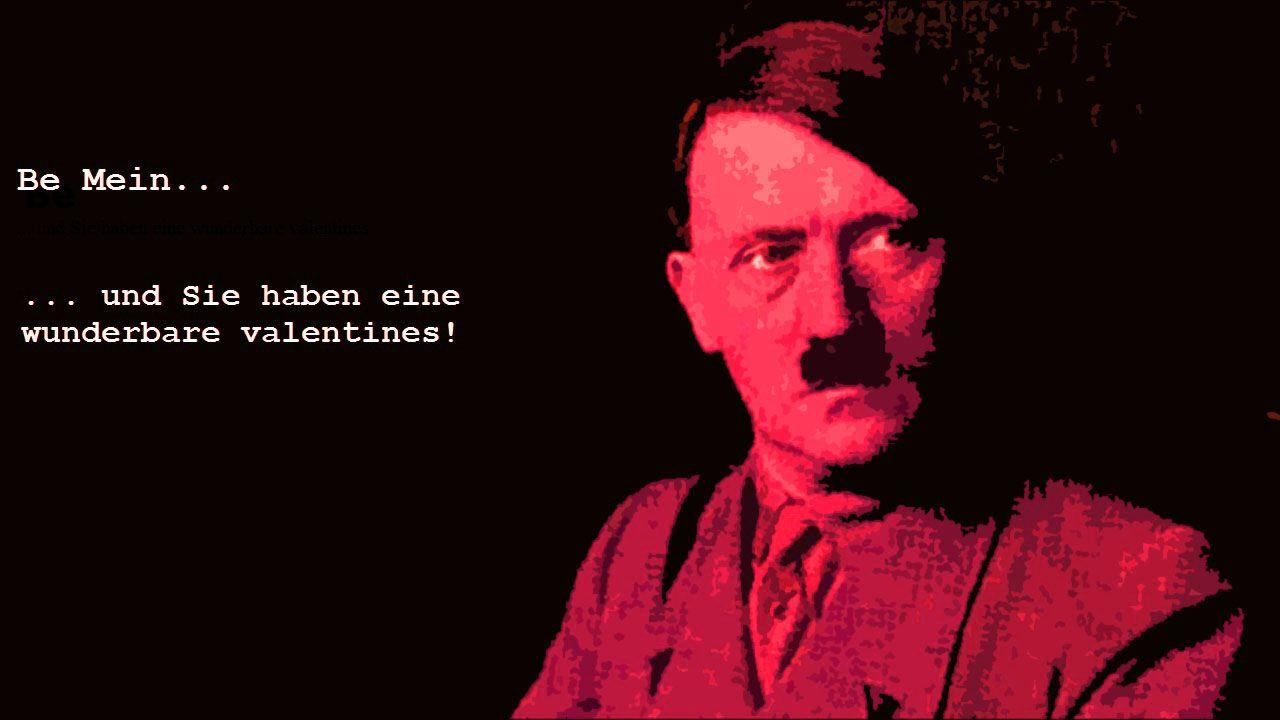 Dictators in Love: Hitler
