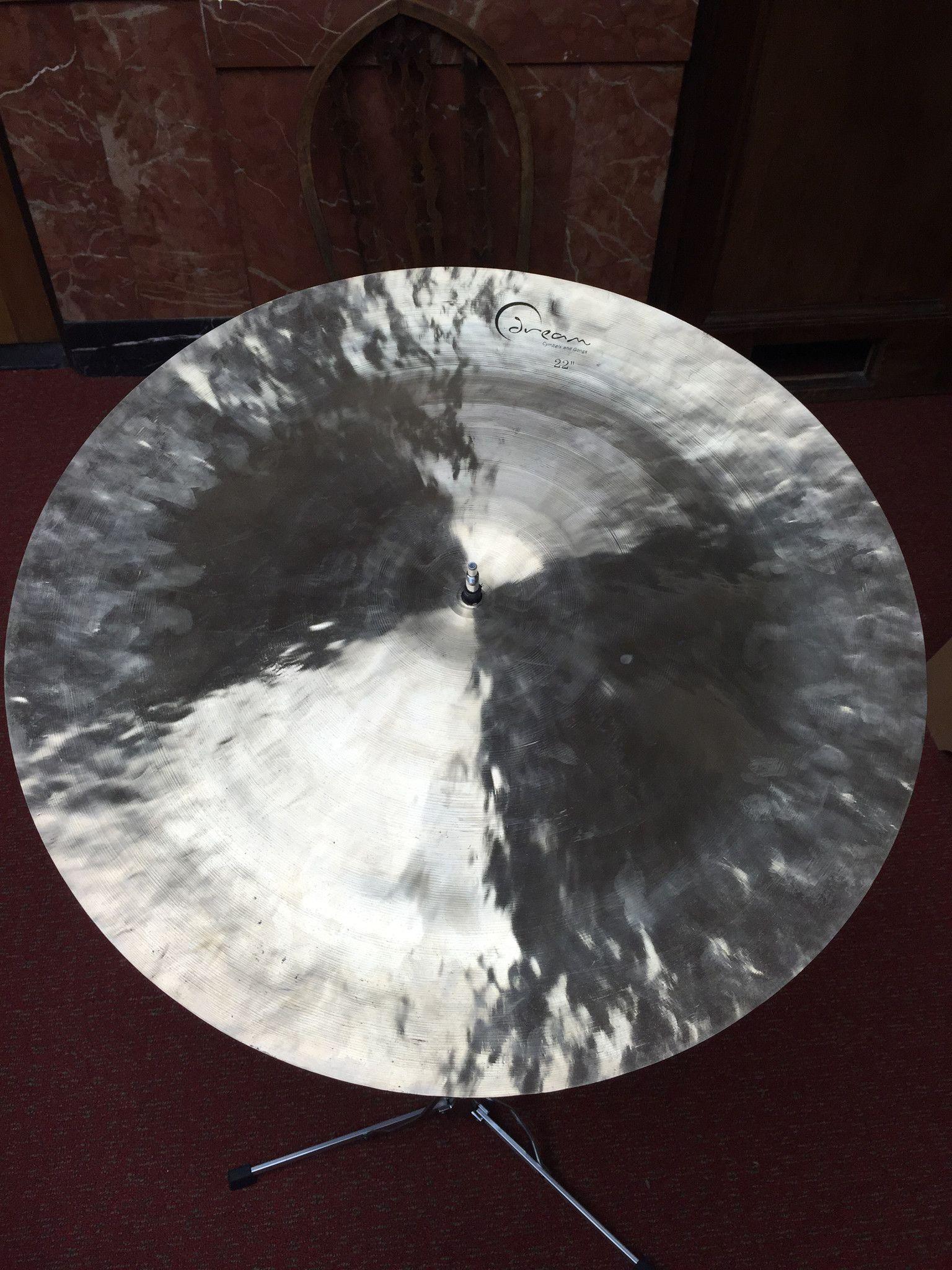 Dream 22'' Pang China Cymbal PANG22 Floor Model/Demo