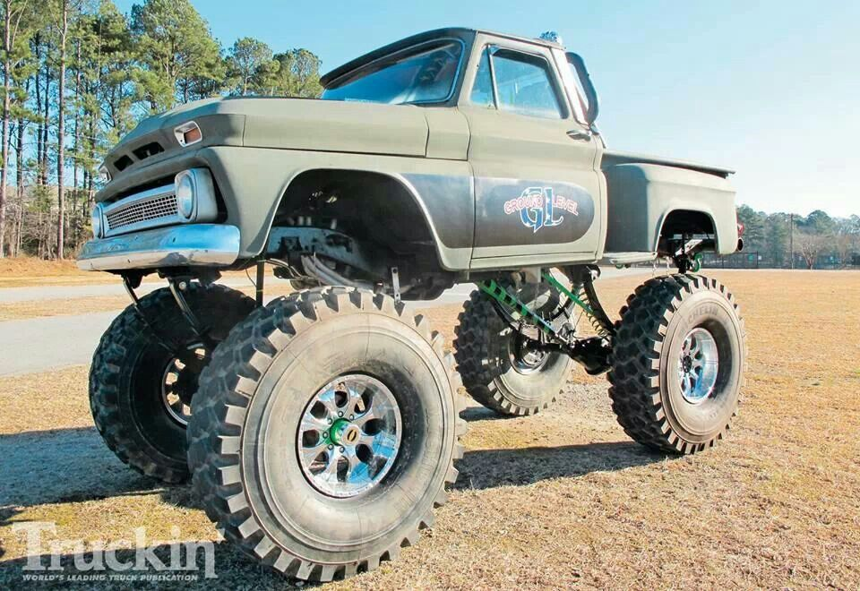 was on craigslist for sale | Big mud trucks | Trucks