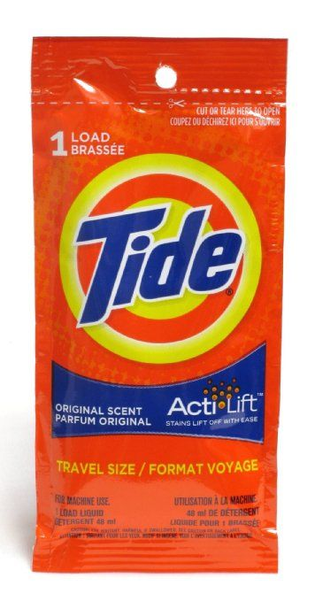 Amazon Com Tide Liquid Detergent Single Loads 3 Count Health