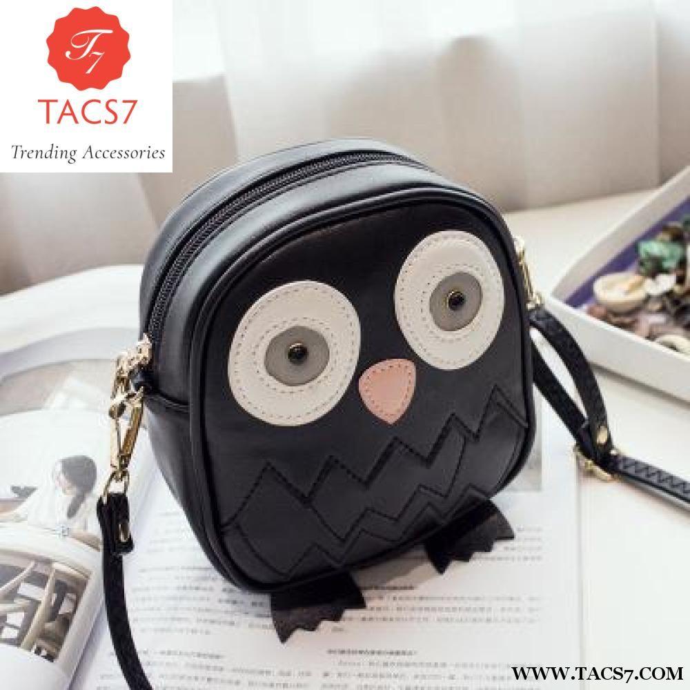 Cartoon Animal Children Kids Baby Single Shoulder Bags Messenger Mini Bag H0