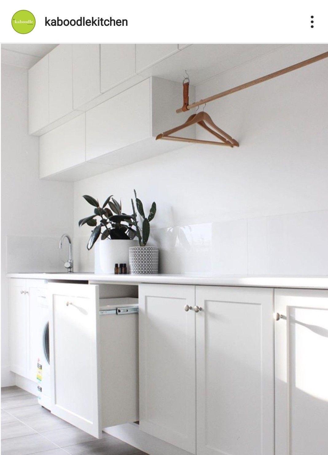 pin by eliane boustani on laundry kaboodle kitchen bunnings modern laundry rooms laundry design on kaboodle kitchen bunnings drawers id=54273