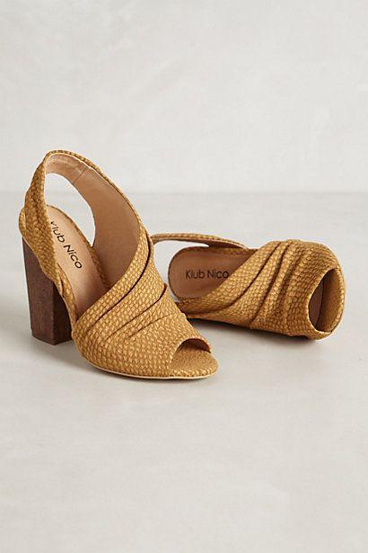 Boa heels
