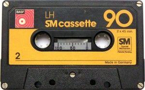 Kassetten!!! #audiovideo