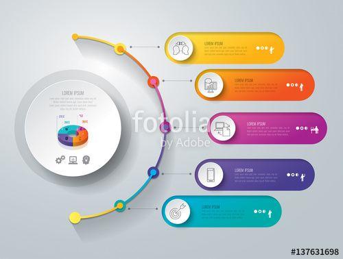 t u00e9l u00e9chargez le fichier vectoriel libre de droits  u0026quot timeline infographics design vector and