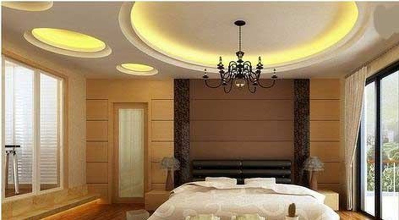 12 Phenomenal Modern Bedroom Ceiling Designs 12  Ceiling design