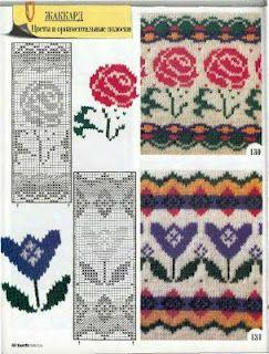 Photo of International Knitting Patterns