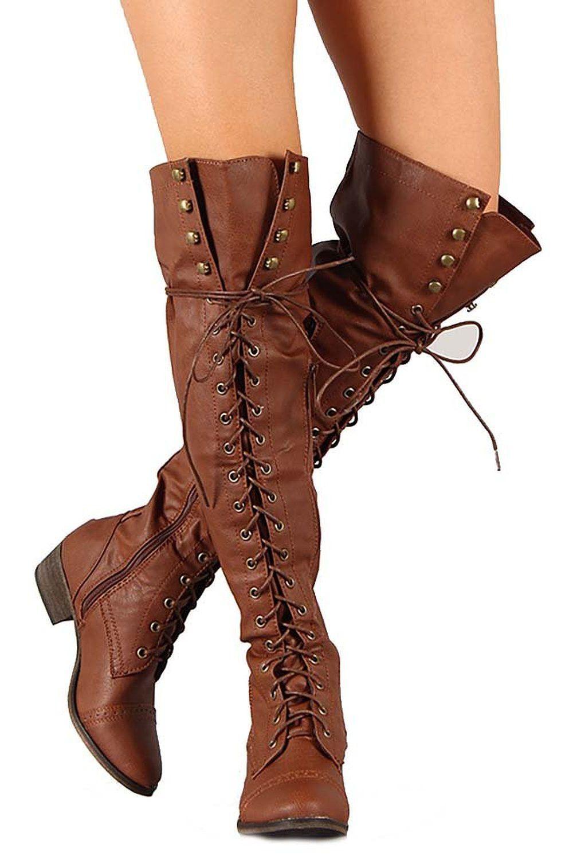 Steve Madden Eden - Pink Suede Boots - Cutout Boots - Over