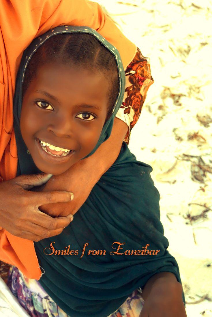 Smiles from Zanzibar