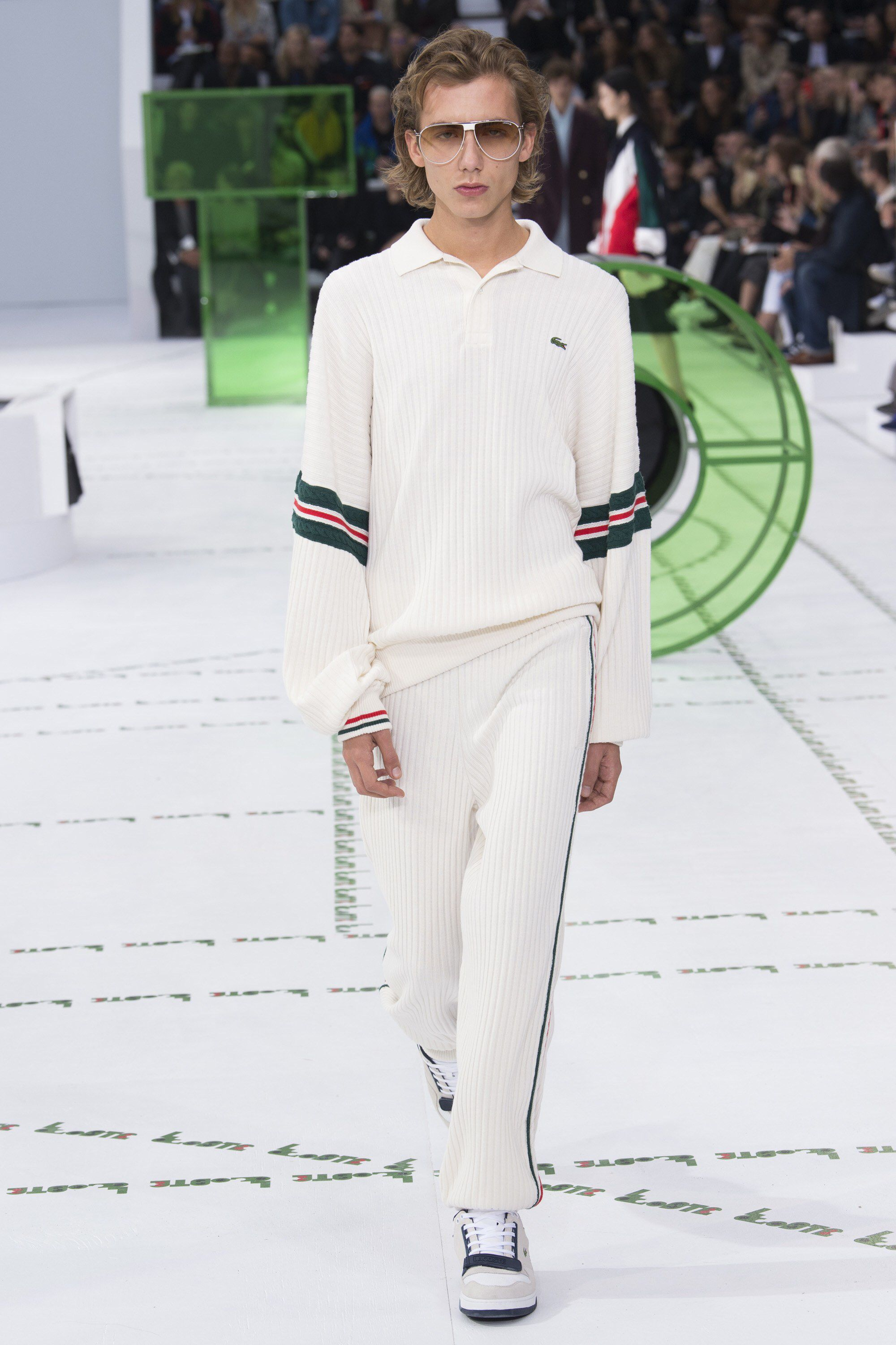 4d5b60dc5c Lacoste Spring 2018 Ready-to-Wear Fashion Show Collection | Men's ...