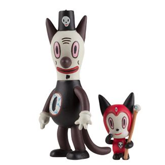 Lust Kidrobot Toby's Secret Society