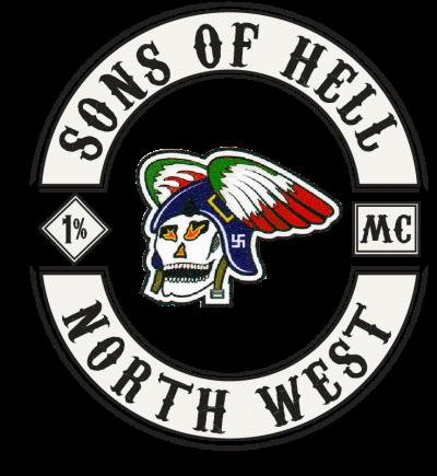 Sons of Hell MC 1% Northwest (UK)