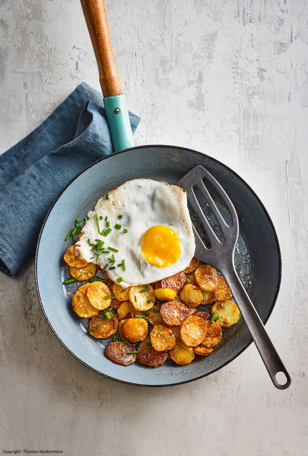 Photo of Fried potatoes – soft on the inside, very crispy on the outside of coffee …