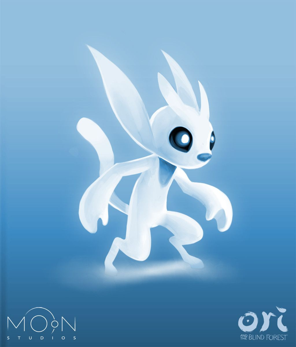 Ori And The Blind Forest Fan Art By Danikahh On