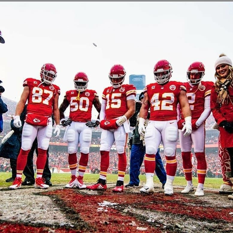"""Kansas City Chiefs Fans on Instagram: """"Great Season but sometimes it comes down to a coin toss, poor officiating, offsides, stale coaching/playcalls, playing an experienced…"""""""