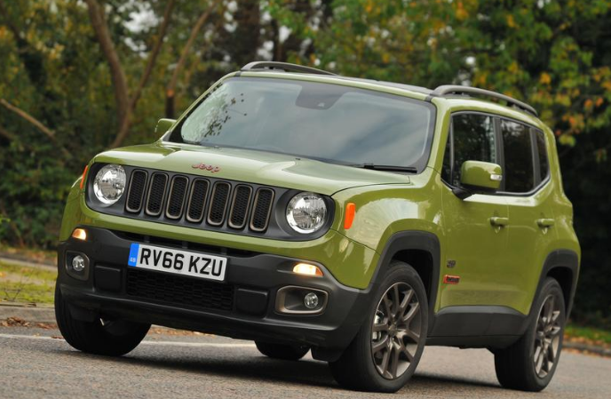 2020 Jeep Renegade Limited Edition Rumors Review Colors Price
