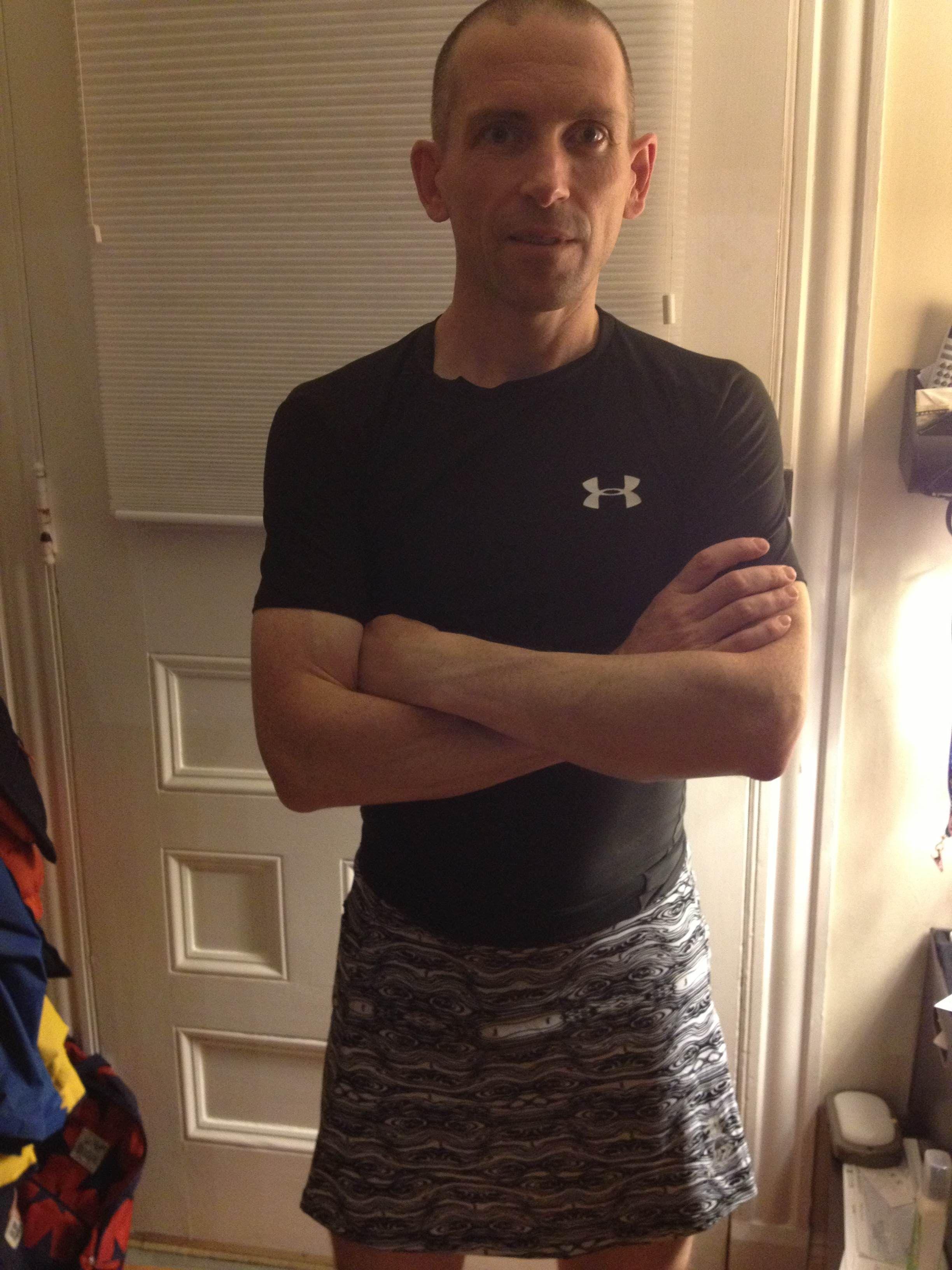 Running skirts – a review for men - Running In NJ   Mens