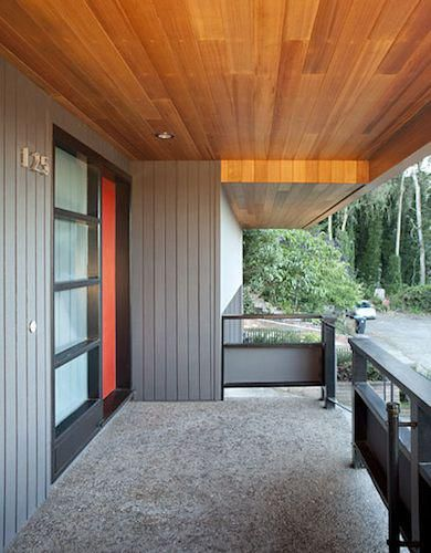 Klopf Architecture - San Francisco - Eichler Renovation