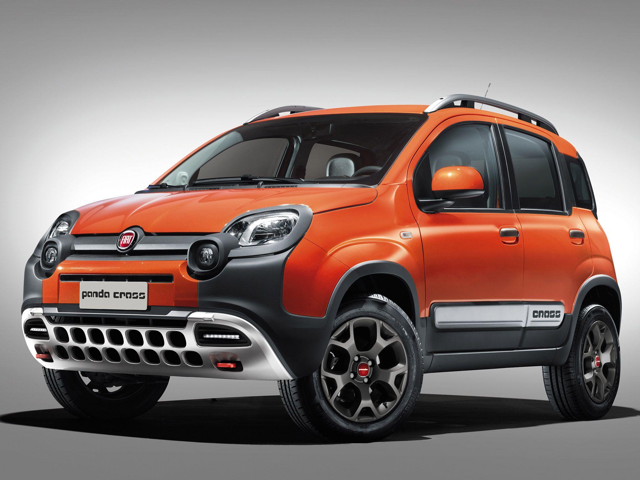 Fiat Panda Cross 4x4 Salon De Geneve 2014 Fiatpanda Fiat