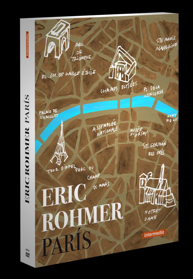 "Eric Rhomer (""Paris"" DVD Boxset)."