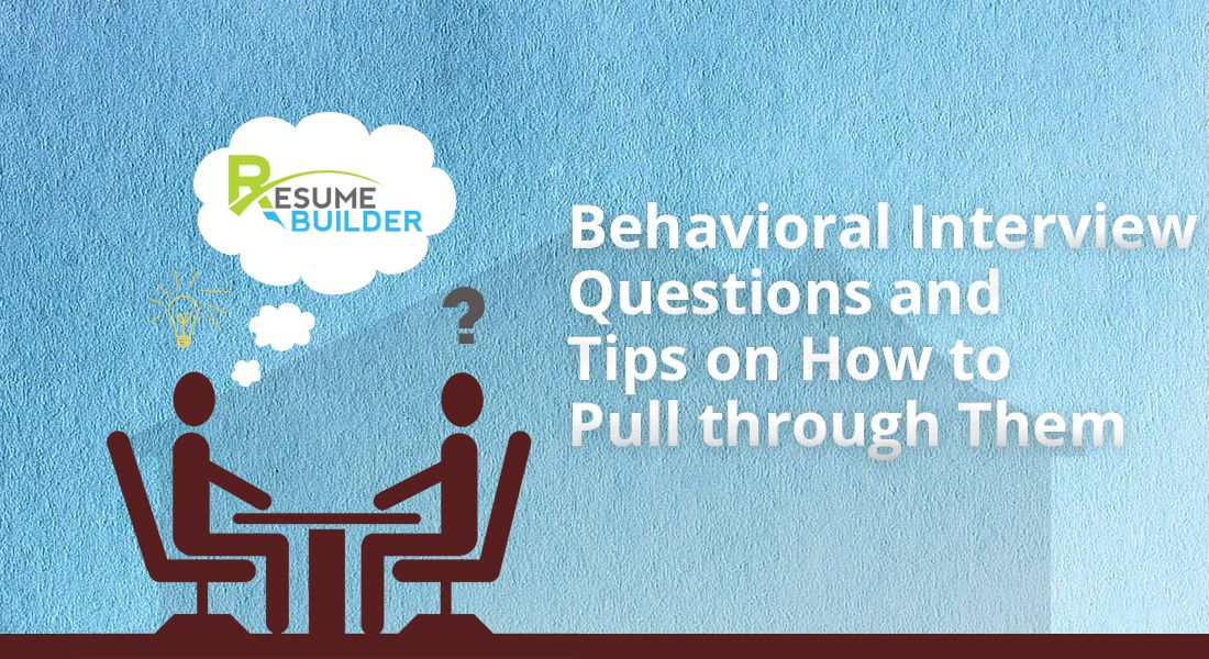 Confused about behavioral interview questions to be asked
