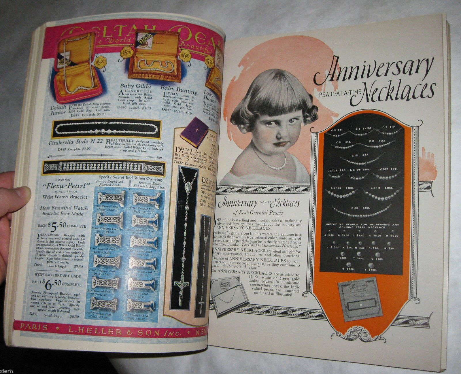 1937 Art Deco Era Merchandise Catalog 375 Pages Toys Jewelry Clothing Furniture Antiques