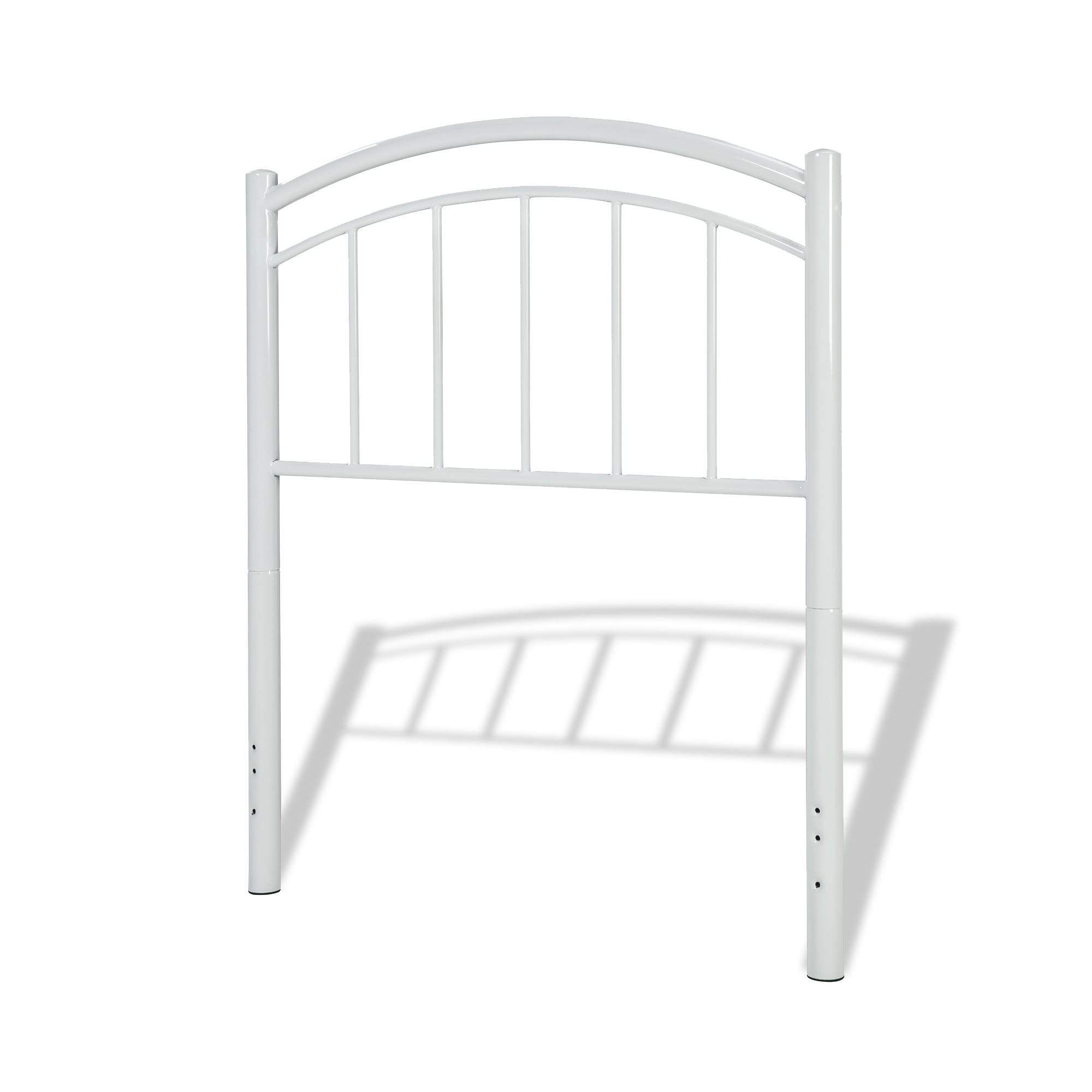 Leggett Amp Platt Rylan Metal Kids Headboard Cotton White