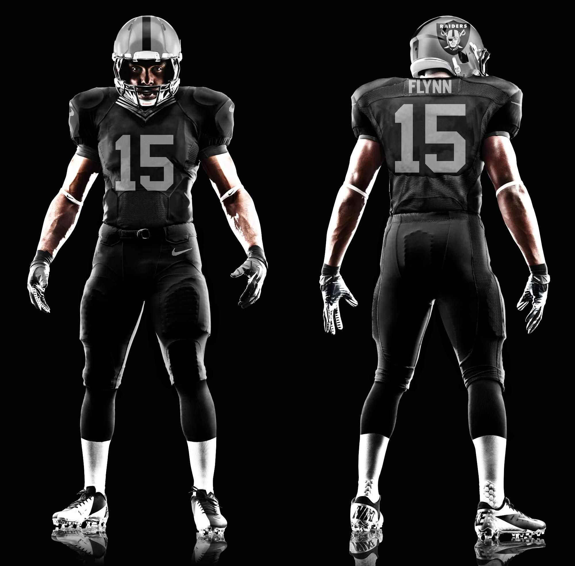 black football jersey design