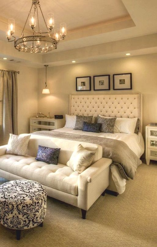 Bedroom Decorating Ideas Creating A Bedroom Of 5 Star Comfort - Decor By Daisy