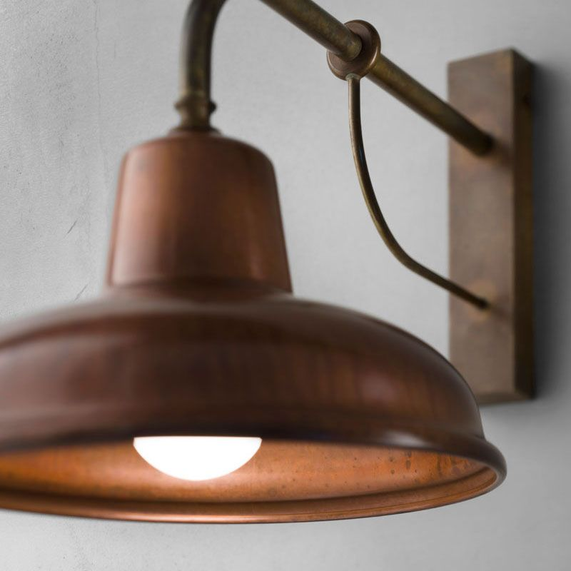 Contrada Wall Light Image In 2020 Copper Lighting Brass Ceiling Lamp Lamp