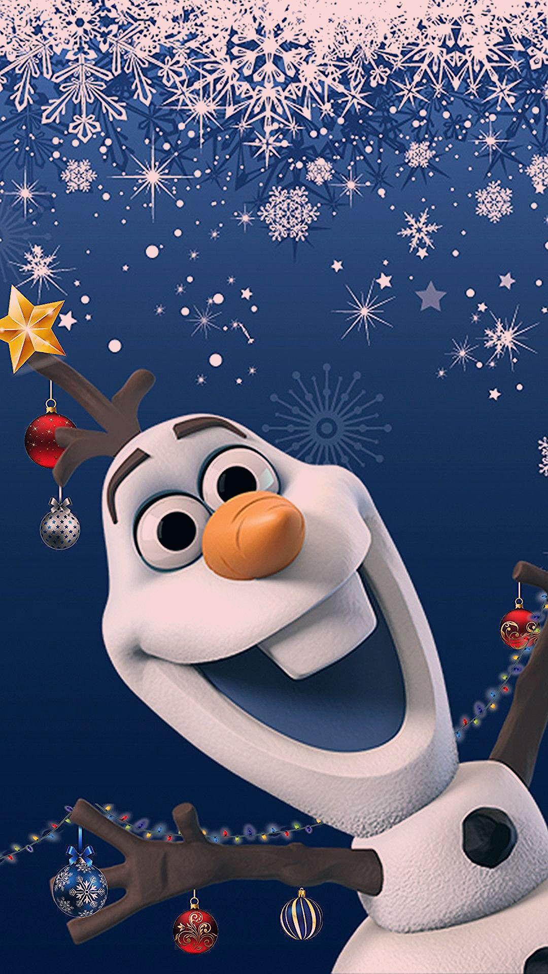 Olaf Wallpaper 65 Images Cute Christmas Wallpaper Wallpaper Iphone Christmas Cute Disney Wallpaper