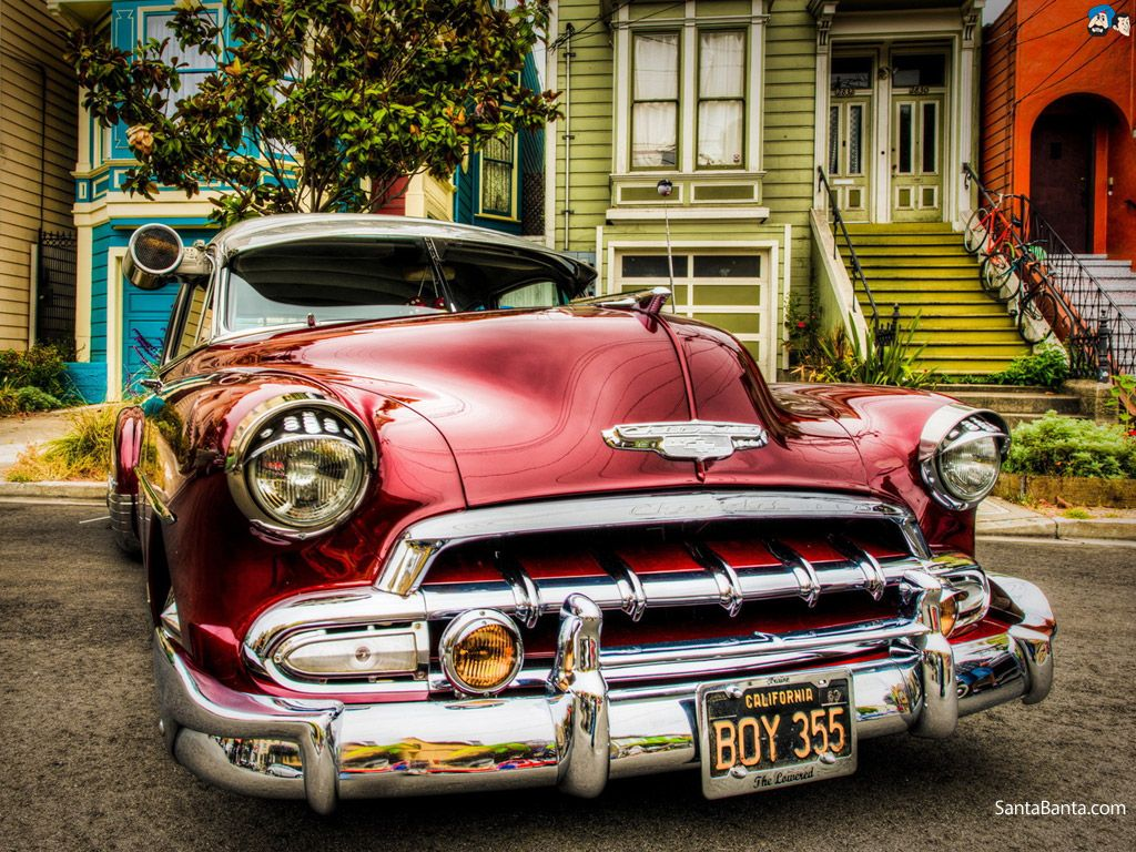 Vintage And Classic Cars Wallpaper Classic Car Pinterest