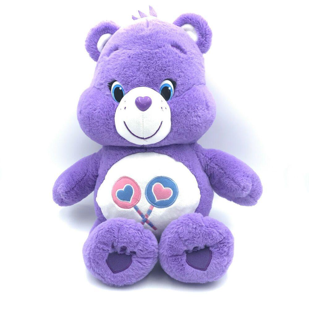 Message Recorder Stuffed Animals, Plush Stuffed Animal Share Bear Care Bear Ebay Care Bear Plush Stuffed Animals Care Bears Stuffed Animals
