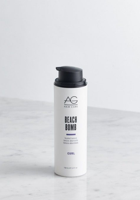AG Hair Beach Bomb https://www.aghair.com/product/curl/beach-bomb-curl-enhancing-cream/