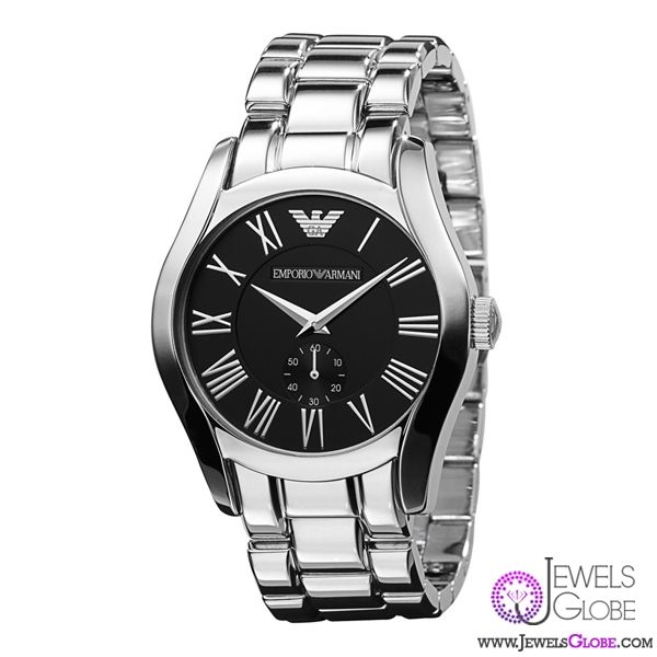 mens armani watches I really like the roman numerals on this one ... e6f2519433