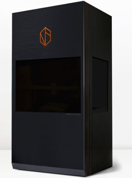 Nanofabrica stellt 3DDrucker für Objekte in