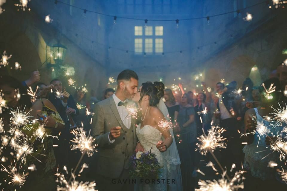 Zoe And Chris Wedding At Matfen Hall The Celebratory Sparklers What S A Wedding Without Wedding Venues Wedding Photography Wedding Photographers