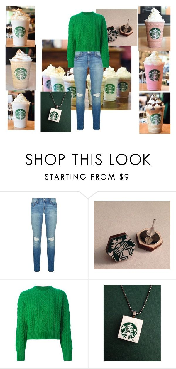 """""""Totally STARBUCKS"""" by bubblybrownie ❤ liked on Polyvore featuring Rebecca Minkoff and Étoile Isabel Marant"""
