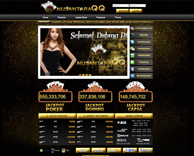17 Ide Nusantaraqq Poker Kartu Ekstrakurikuler