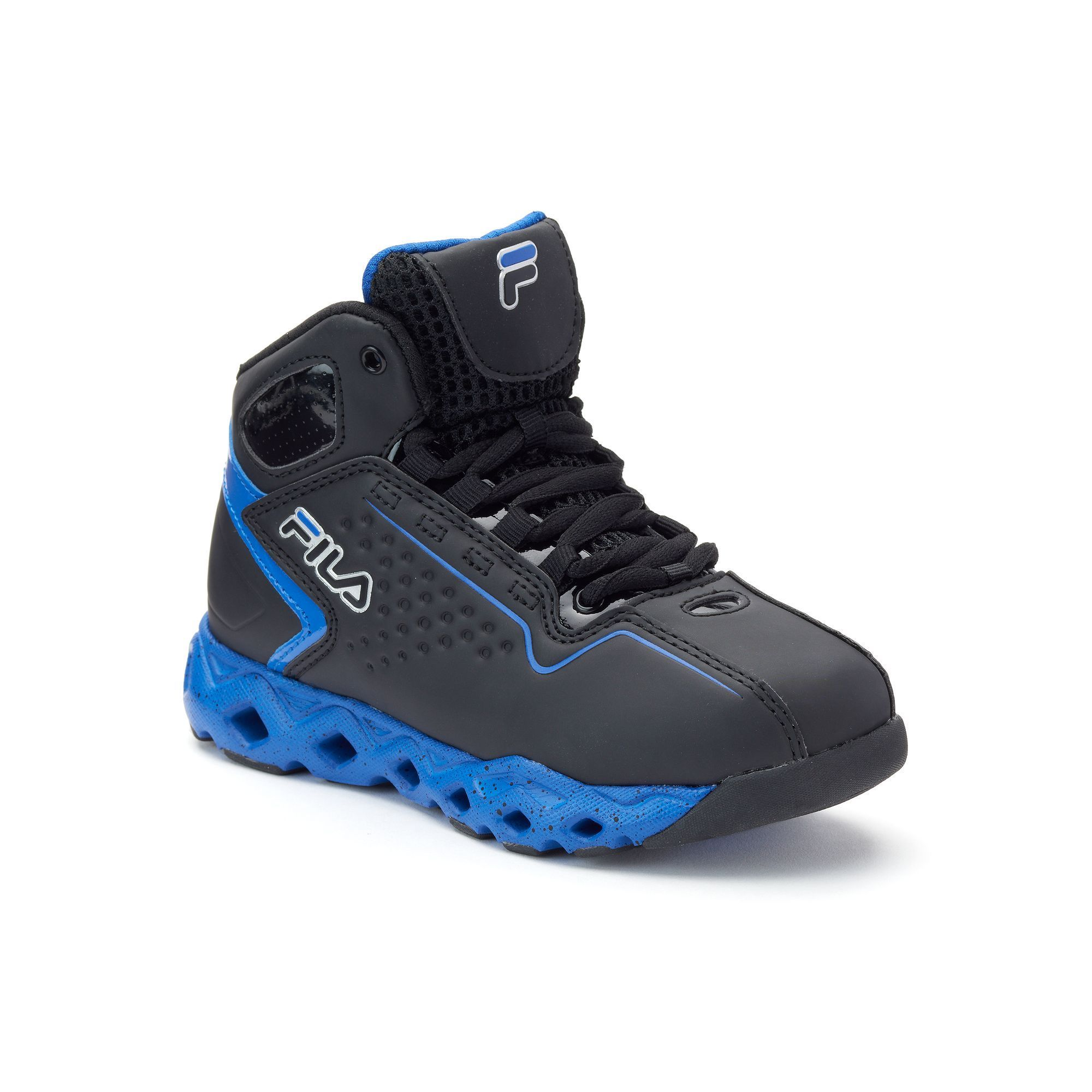 ba1ba819d249 FILA Big Bang 3 Ventilate Boys  Basketball Shoes