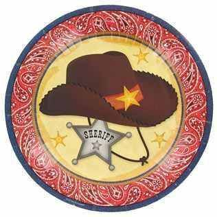 Western Cowboy Hat Paper Plates \u0026 Napkins - $16.99  sc 1 st  Pinterest & Western Cowboy Hat Paper Plates \u0026 Napkins - $16.99 | Any Occasion ...