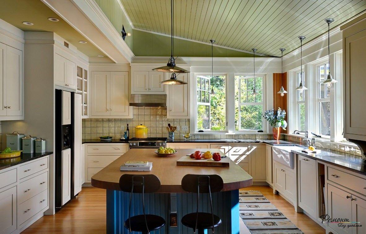 Кухня в загородном доме должна быть более мягкой | Дизайн ...