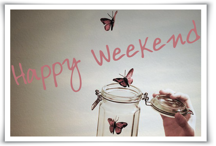 Perfect Happy Week End Friends. Design
