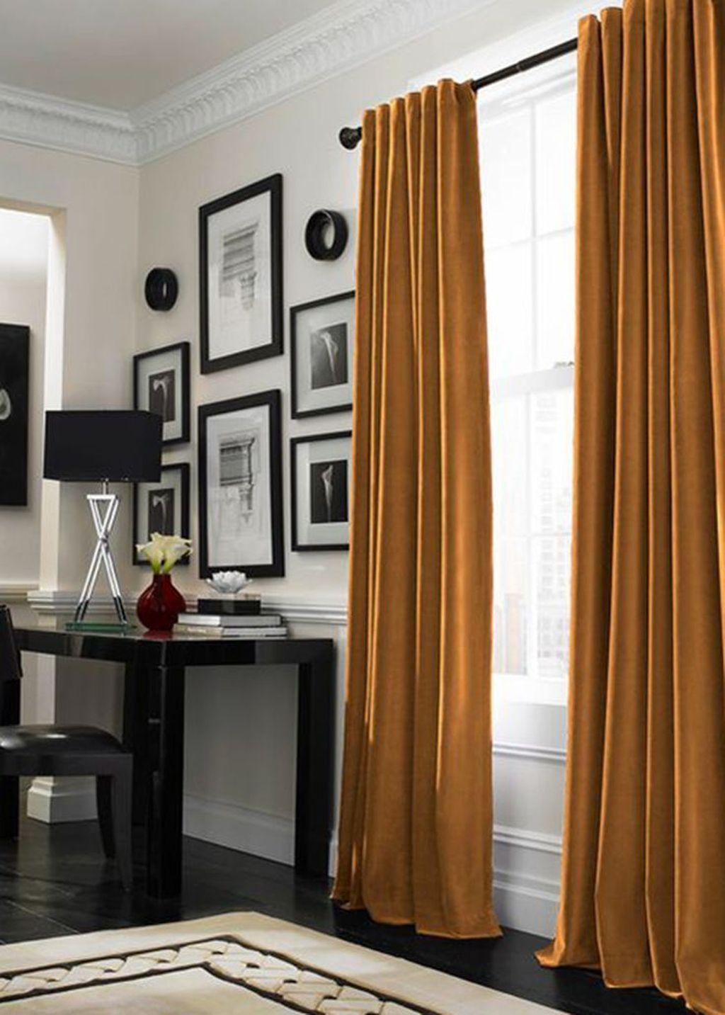 Pin On Living Room Ideas #yellow #and #gray #living #room #curtains