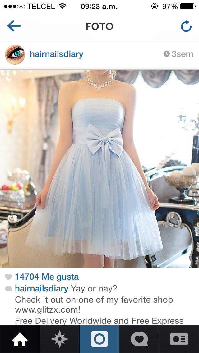 Hermoso vestido ❤️