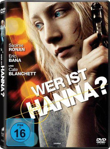 Wer Ist Hanna Amazon De Saoirse Ronan Eric Bana Joe Wright Dvd Blu Ray Ganze Filme Dvd Cate Blanchett
