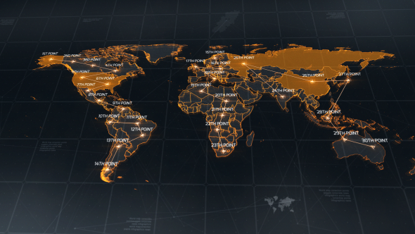 World map design inspiration ideas pinterest camera movements world map by chernu main features ae cs5 cs55 cs6 or above full hd 19201080 titles not included video tutorial included no plug in required gumiabroncs Images