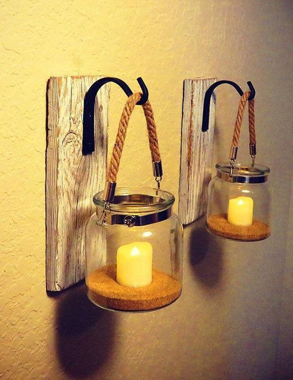 Lantern 2, Lanterns, Home Decor, Candle Holder, Rustic Home Decor ...